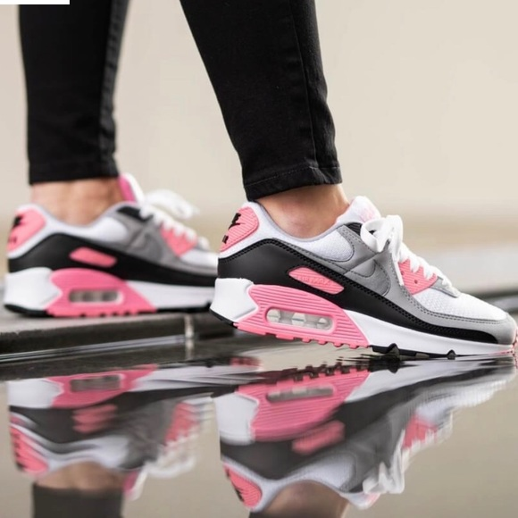 "Nike Shoes - Nike Air Max 90 LTR ""Rose"" Sneakers"